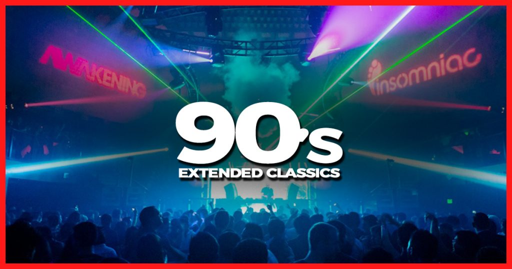 Top 90's Classics Extended Collection Vol  02 - DJ Leakz