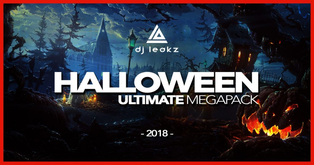 FREE DOWNLOAD] Halloween - Ultimate MEGAPACK 2018 Vol  01 by
